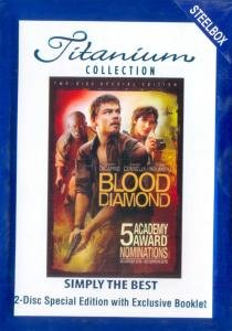 Blood Diamond (2-Disc Special Steelbox Edition with Exclusive Booklet)