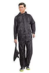 Duckback Mens Classic Rain Suit (Premium Edition) (Large)