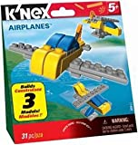 K'nex Airplanes 3 pack