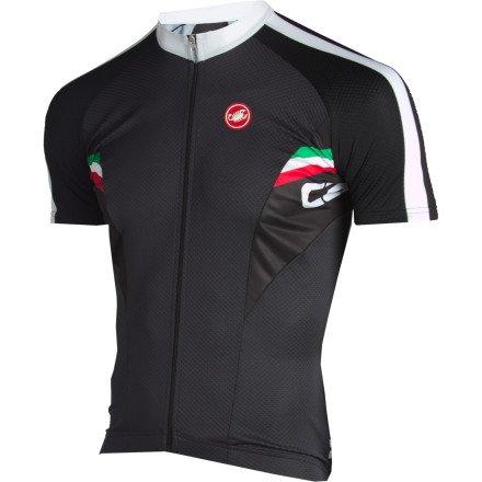 Buy Low Price Castelli Prima Cycling Jersey – Men's (B007C29F00)