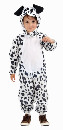 Dalmation Dog Children's Fancy Dress Costume 3 Yrs