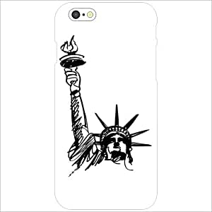 Apple iPhone 6 - Lazer Print Top Of World Designer Cases