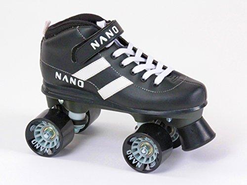 Nano Roller quad de loisirs Noir Taille 36