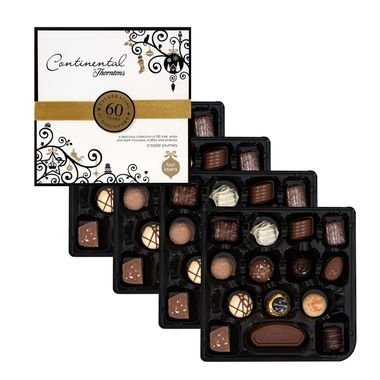 Thorntons Continental 655G Chocolate Parcel (Thornton Chocolate compare prices)