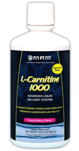 MRM L-CARNITINE 1000, Tropical