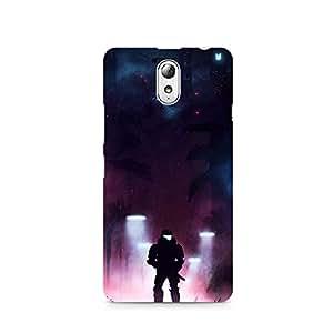 TAZindia Designer Printed Hard Back Case Cover For Lenovo Vibe P1M