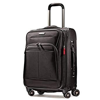 Samsonite Luggage Dkx 2.0 21 Inch Spinner, Black, 21 Inch