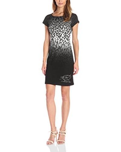 Desigual Kleid Linda schwarz
