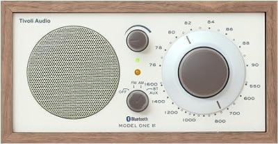 Tivoli Audio 高級ラジオ Model One BT クラシックウォールナット/ベージュ Bluetooth対応