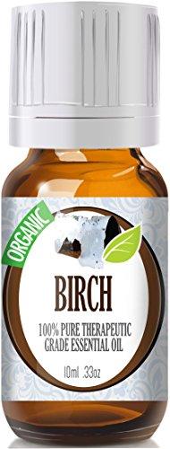 Birch (Organic) 100% Pure, Best Therapeutic Grade Essential Oil - 10Ml