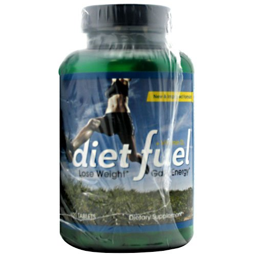 Twinlab Diet Fuel Ef-Sf, 120 Count