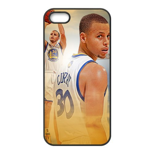 Custom Stephen Curry Basketball Series Iphone 5,5S Case JN5S-1940