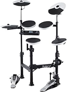 Roland V-Drums TD-4KP Portable Electronic Drum Set from Roland