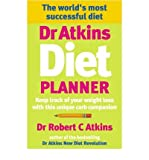 Dr Atkins Diet Planner: Keep Track of Your Weight Loss with This Unique Carb Companion (0091898773) by Atkins, Robert C.