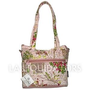 Amazon Com Donna Sharp Sunset Boulevard Jenna Bag Quilted