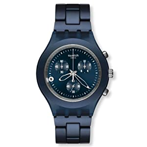 Men's Irony Swatch Color: Blue