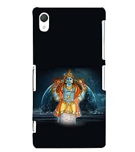 EPICCASE Matcham Avatar Mobile Back Case Cover For Sony Xperia T2 (Designer Case)