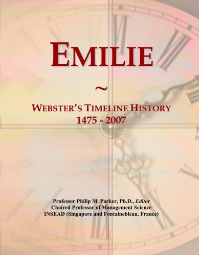 emilie-websters-timeline-history-1475-2007