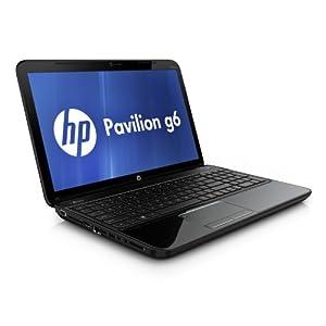 HP Pavilion g6-2262ss con 4 GB de RAM+4GB adicionales - Ordenador portátil de 15.6 pulgadas (AMD Dual Core A4 4300M, 8 GB de RAM, 500 GB de Disco duro, Windows 8) - Teclado español QWERTY