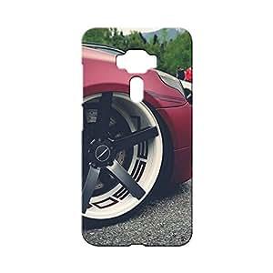 G-STAR Designer Printed Back case cover for Asus Zenfone 3 (ZE520KL) 5.2 Inch - G4545