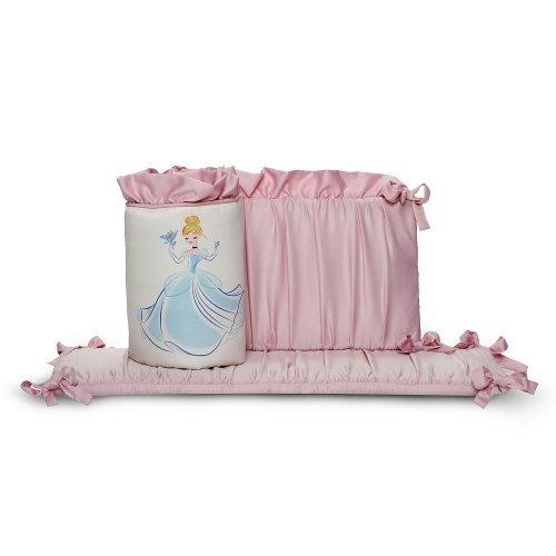 Disney Baby Cinderella Crib Bumper front-92038