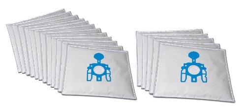 15er PACK MIELE Staubsaugerbeutel passend für MI 150°M 40°M 49°0540°3101°MIELE TYP G/N°479 Filtertüten