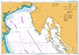 BA Chart 204: Adriatic Sea, Sedmovrace to Trieste and Ravenna to Venezia