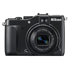 $229 Nikon Coolpix P7000 10.1 MP Digital Camera with 7.1x Wide Zoom-Nikkor ED Lens