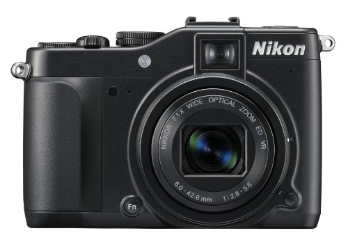 Black Friday Nikon Coolpix P7000 10.1 MP Digital Camera with 7.1x Wide Zoom-Nikkor ED Lens and 3-Inch LCD Deals