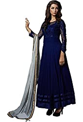 Surbhi Fashion-SDAF-22-Designer Semi Stitched Dress Material