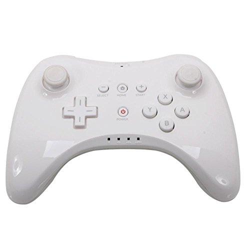 Supersaving360 Wireless Classic Pro Controller Gamepad For Nintendo Wii Nintendo Wii U White