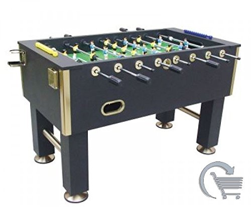 Tischfussball Kicker Gold Edition 1500 x 780 x 240 mm