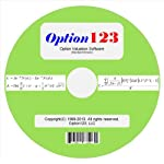 Option123, Standard Version, Software for Option Administration, Valuation, and Disclosure/EPS Calculation