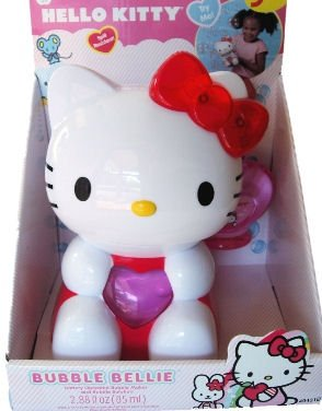 Hello Kitty Bubble Bellie Toy