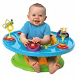 Slick Summer Infant 3 Stage Super Seat - Cleva Edition ChildSAFE Door Stopz Bundle
