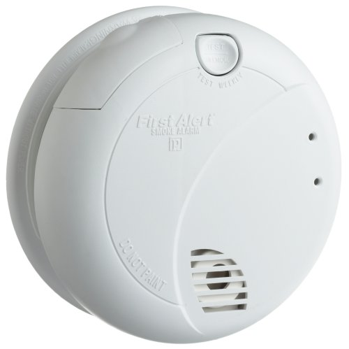 Images for BRK Brands 7010B Hardwire Smoke Alarm with Photoelectric Sensor and Battery Backup