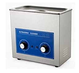 JeKen 6.5L Ultrasonic Cleaner PS-30 with Timer & Heater Without Basket 110V