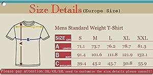 DAVID GRADY Men's Short Sleeve Apparel Mario Tee Shirt XX-Large White