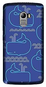Wow Premium Design Back Cover Case For Lenovo Vibe K4 Note
