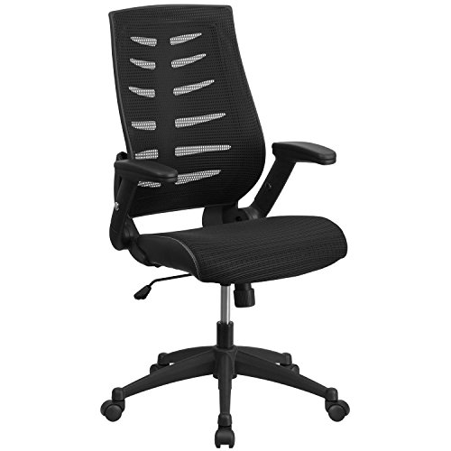 flash-furniture-high-back-designer-mesh-executive-swivel-office-chair-with-flip-up-arms-size-black
