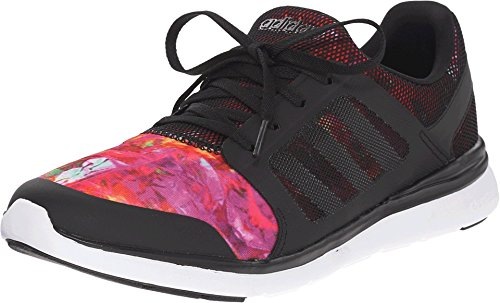 Adidas NEO Women's Cloudfoam Xpression Mid Shoes,Multi Color/Black,8 B - Medium