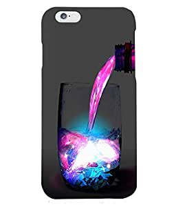 Instyler DIGITAL PRINTED 3D BACK COVER FOR I PHONE 6