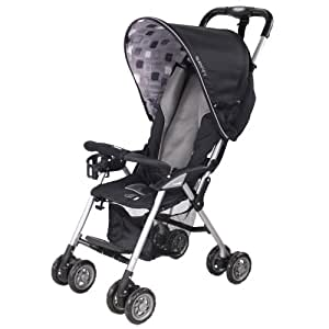 Combi Savvy EX Lightweight Stroller, Sable (Discontinued by Manufacturer)