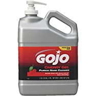 Go-Jo Ind. 2358-02 Cherry Hand Cleaner-GAL CHERRY GEL CLEANER