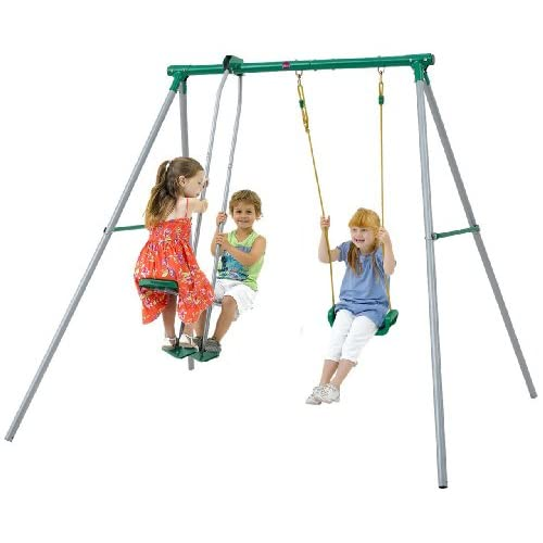 Plum-Helios-II-Outdoor-Play-Metal-Garden-Swing-Set