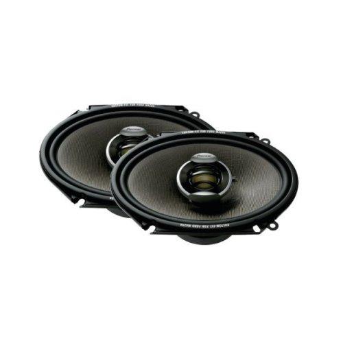 Pair Pioneer Ts-D6802R D-Series 6X8 260W 2-Way Car Audio Speakers 2 Way