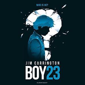 Boy 23 Audiobook