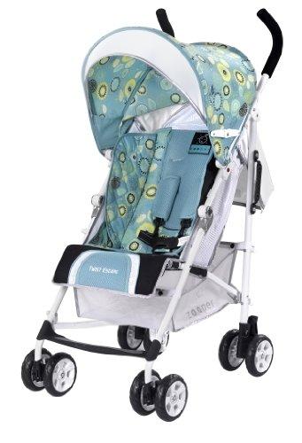 Zooper Twist Escape Stroller, Summer Day front-911712