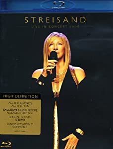 Streisand :  Live in concert 2006 [Blu-ray]