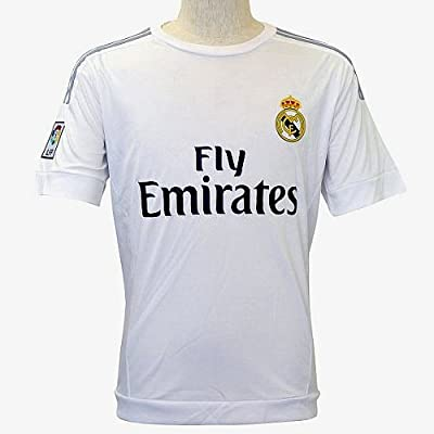 Cristiano Ronaldo Real Madrid C.F. Soccer Jersey 2015-2016 Football Shirts